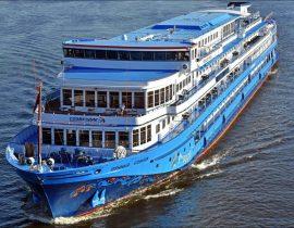 Flusskreuzfahrt Moskau St. Petersburg MS Moonlight Sonata