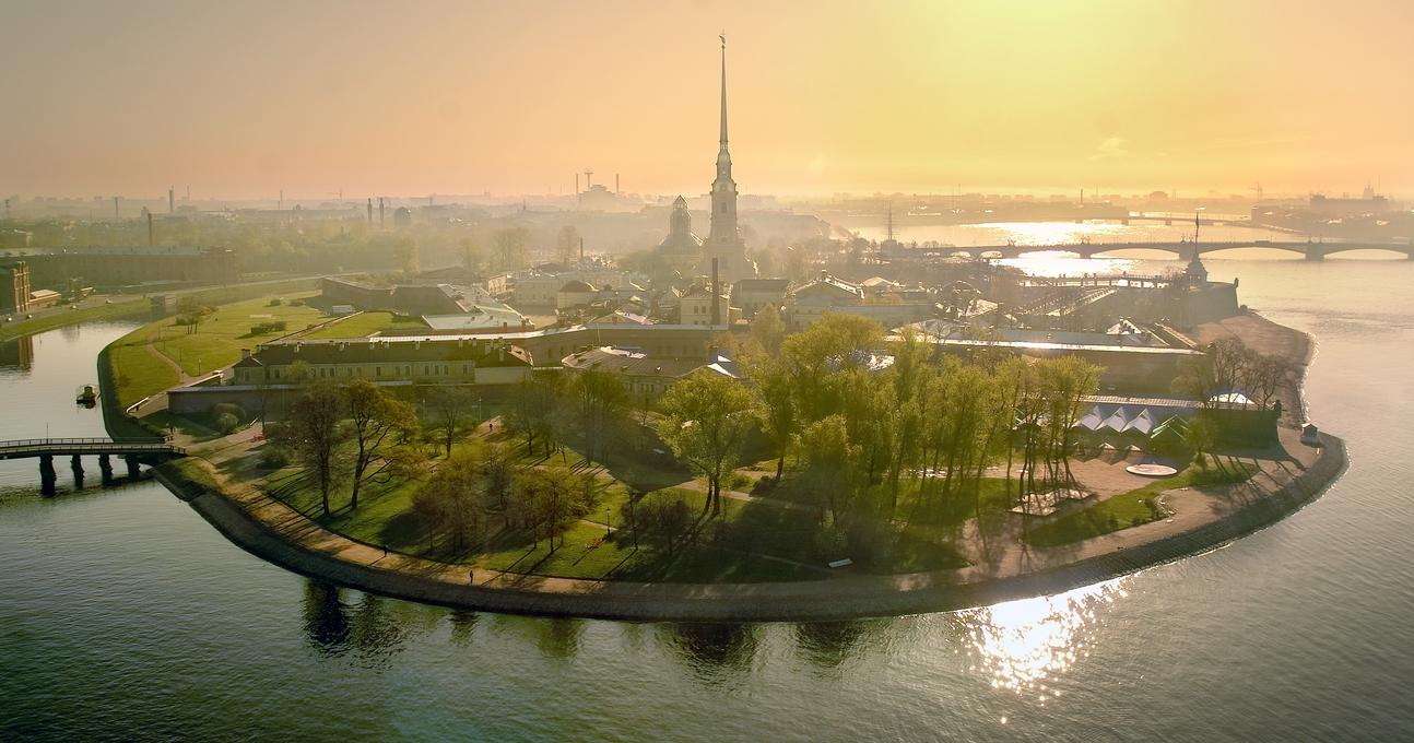 Besuchen sie die Peter-Paul-Festung in St. Petersburg