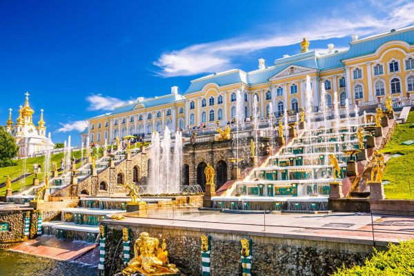 Comfort PLUS Städtereise St. Petersburg