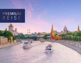 Premium Reise Moskau Russland