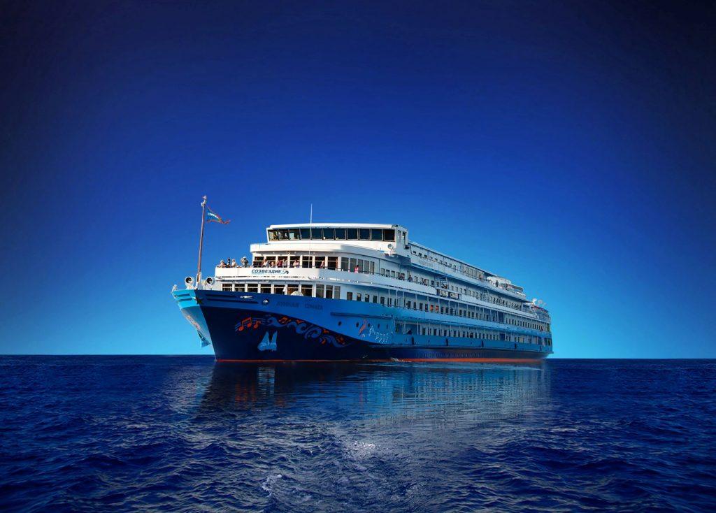 Flusskreuzfahrt Russland: mit MS Moonlight Sonata, Russland Rundreise