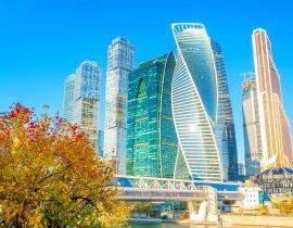 Reise nach Moskau, Russland im TV