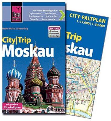 Reiseführer Reise Know-How Moskau