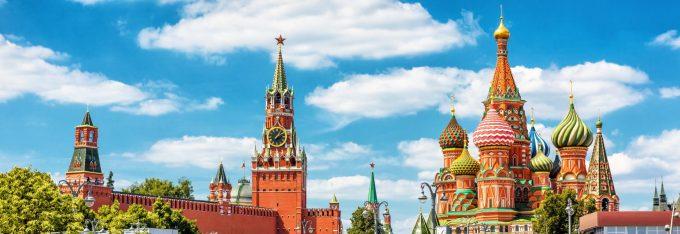 Städtereise nach Moskau