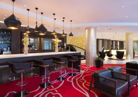 Bar Radisson Blu Moskau, Comfort Reise