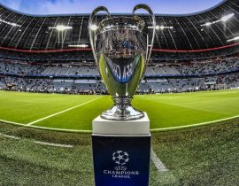 Champions League St. Petersburg