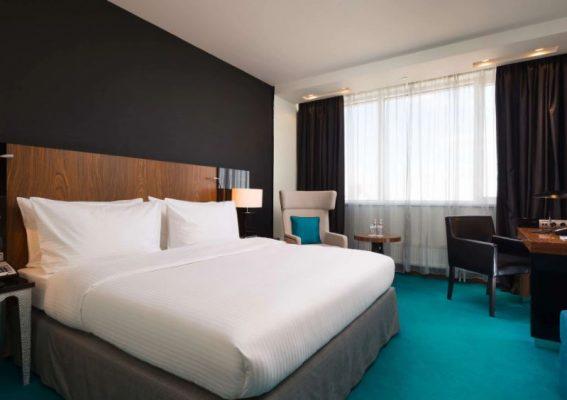 Hotel Radisson Blu Belorusskaya Moskau