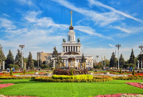 VDNKh Moskau, Comfort Reise