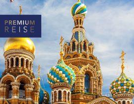 Premium Reise Russland