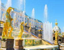 Städtereise St. Petersburg