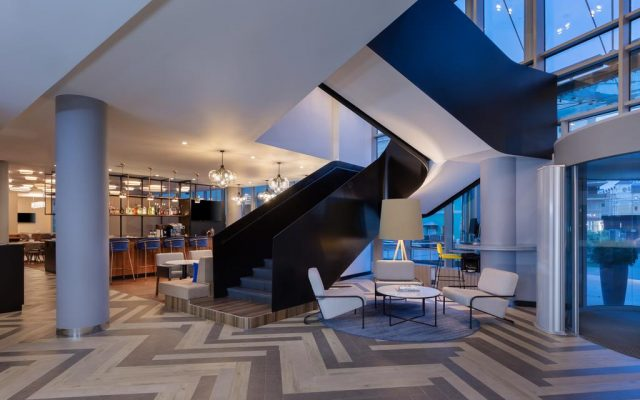 Courtyard by Marriott Paveletskaya