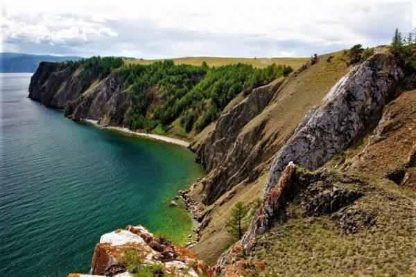 Baikalsee Olchon