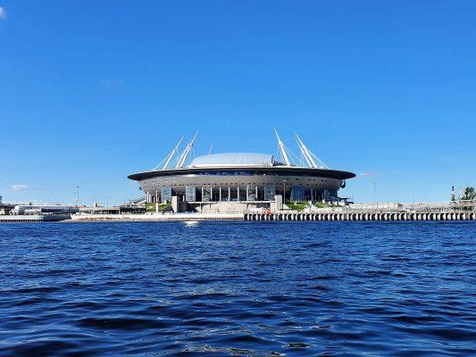 Zenit St. Petersburg Stadion
