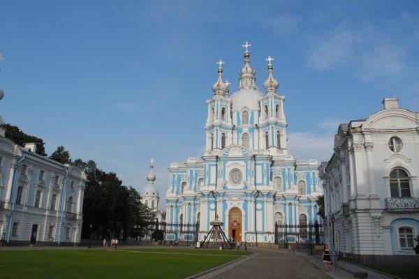 Smolny-Kloster, St. Petersburg