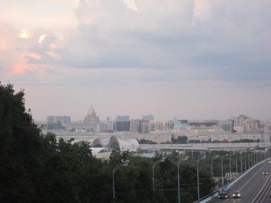 Moskau - Panorama