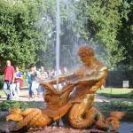 Peterhof Sankt Petersburg Russland