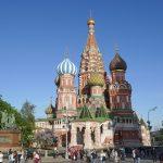 Kunden fotografieren: Basilius Kathedrale, Moskau