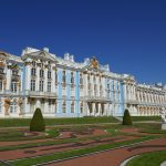 Kunden fotografieren: Katharinenpalast, St. Petersburg