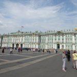 Kunden fotografieren: Winterpalast, St. Petersburg