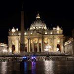 Kunden fotografieren: Petersdom, Rom