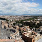 Kunden fotografieren: Panorama, Rom